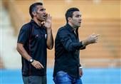 اصفهان| مهدی هاشمینسب: دنبال برد بودیم و فرصت کافی برای شکست سپاهان داشتیم/ در جدالی نابرابر از قبل بازنده نبودیم