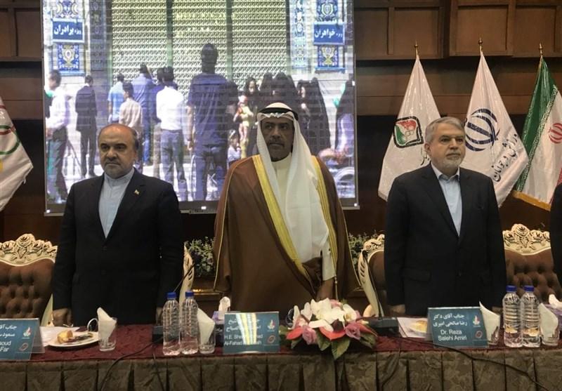 شیخ احمد: علیآبادی با تفرقه، روند ورزش ایران را کُند کرد/ شرایط را برای ارتباط بیشتر ایران با فدراسیونهای جهانی فراهم میکنم
