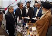 بازدید 2.5 ساعته امام خامنهای از نمایشگاه کالای ایرانی