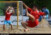 مسابقات المپیاد استعدادهای برتر هندبال ساحلی کشور در بوشهر برگزار میشود