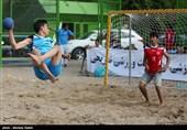 حریفان ایران در مسابقات هندبال ساحلی آسیا مشخص شدند
