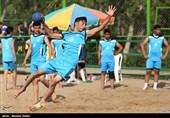 شکست ایران در اولین دیدار خود در هندبال ساحلی قهرمانی جهان