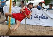 هندبال ساحلی قهرمانی جهان|ایران از صعود به جمع 4 تیم برتر بازماند