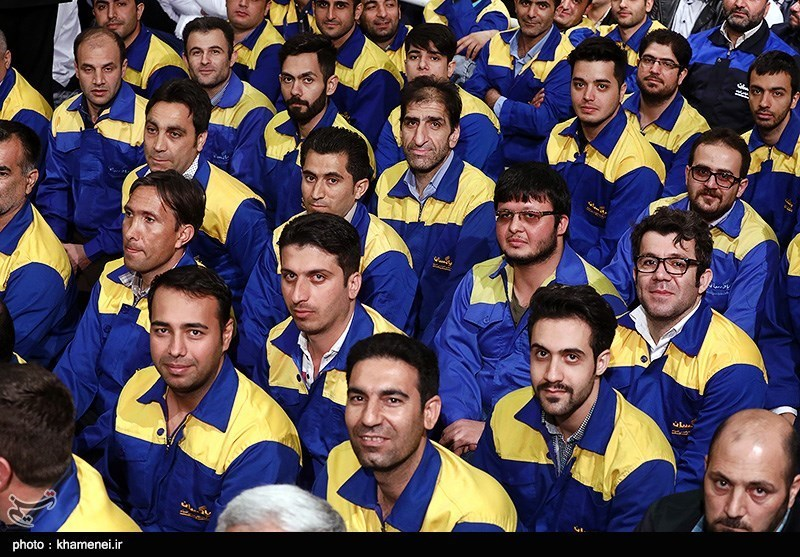 کارگران بسیجی 20 شهریور بدون دستمزد کار میکنند