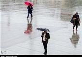 بارش 159 میلیمتری در ایران+جدول