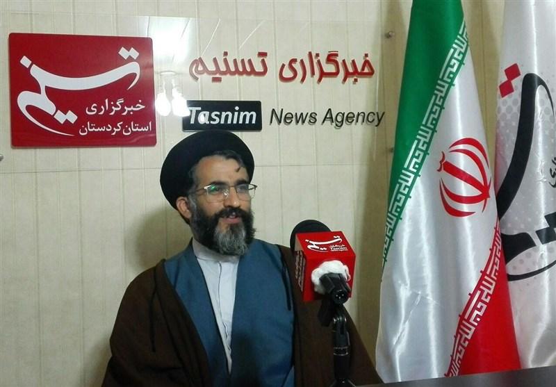سنندج| بازدید معاون نماینده ولیفقیه در استان کردستان از دفتر تسنیم+تصویر