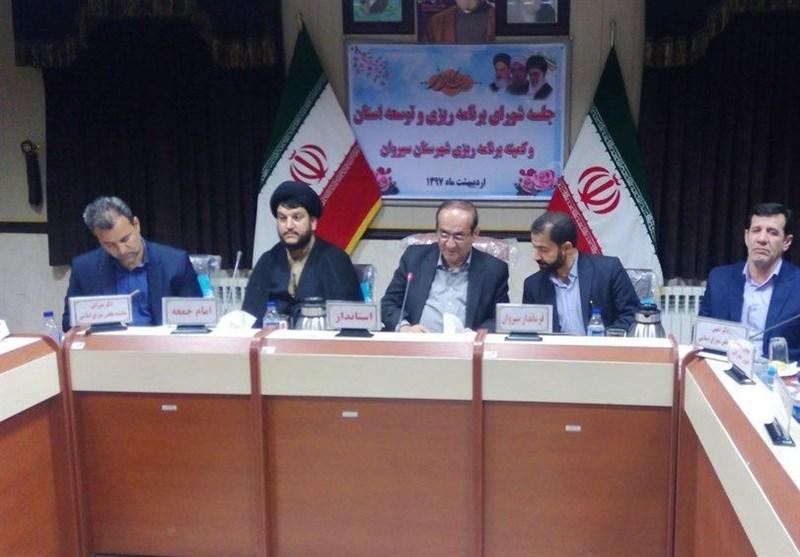 ایلام  رعایت عدالت در توزیع بودجه از اهداف سفر به شهرستانهای استان است