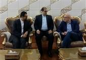 وزیر فرهنگ صربستان طی سفر به ایران با معاون هنری وزیر ارشاد دیدار کرد