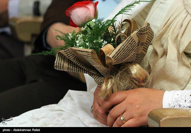 جشن ازدواج 400 زوج کاشانی برگزار شد