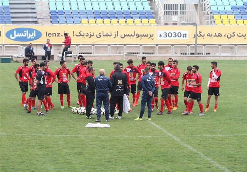 برانکو بعد از بازی با الجزیره برنامه میدهد
