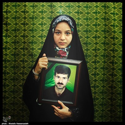 سمیرا علیخانی ۱۴ ساله شهرستان آزادشهر
