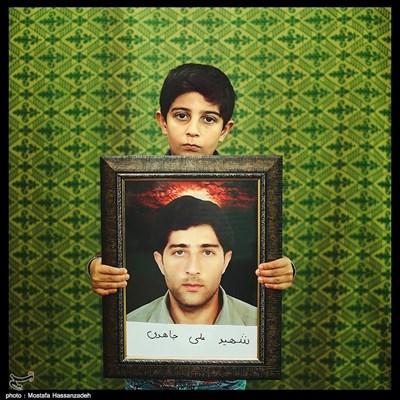 ابولفضل جاهدی ۱۰ ساله ساکن شهرستان رامیان