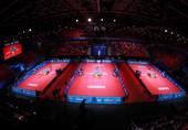 تنیس روی میز قهرمانی جوانان جهان  حذف حمید شمس و کار دشوار امیری و عباسی برای صعود