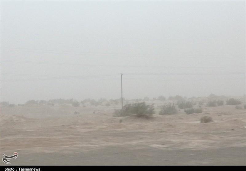 سرعت وزش بادهای 120 روزه در شمال سیستان و بلوچستان کاهش مییابد