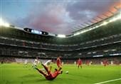 سومین فینال اروپایی پیدرپی رئال مادرید