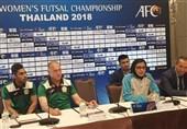 Iran's Women Futsal Ready for Vietnam: Shahrzad Mozafar