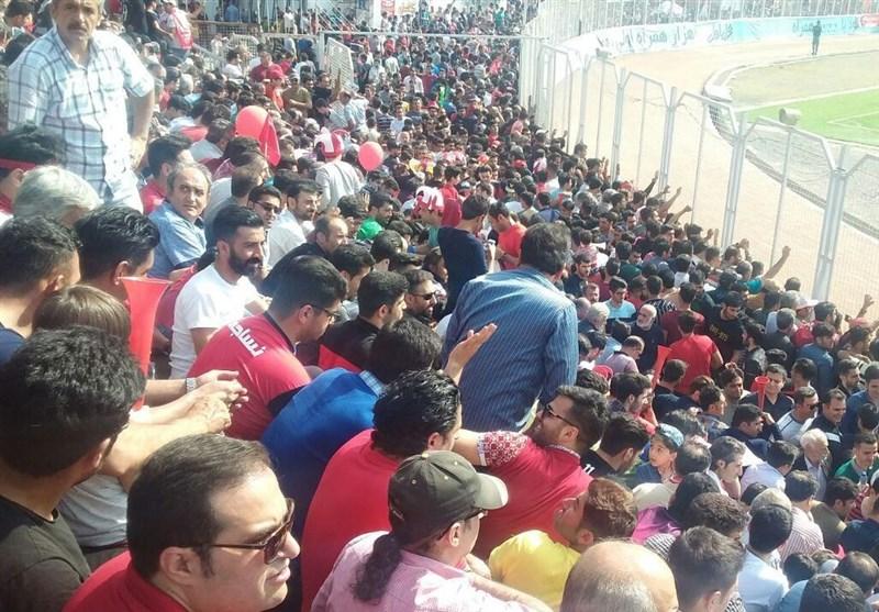 هشدار جدی مسئول برگزاری مسابقات لیگ برتر به تیم نساجی و هوادارانش