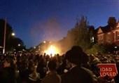 Bonfire Explosion at London Jewish Celebration Wounds 30