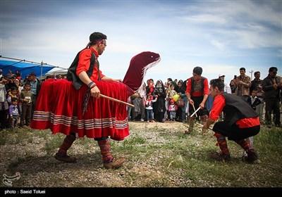 جشنواره بازیهای بومی و محلی - خراسان شمالی