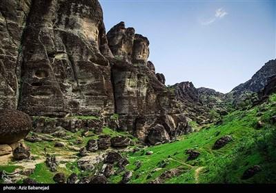 هفت حوض - خرم آباد