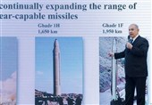 تکرار/ گاف موشکی نتانیاهو/ تلاش برای فشار رسانهای با تحریف موشکهای بالستیک ایران