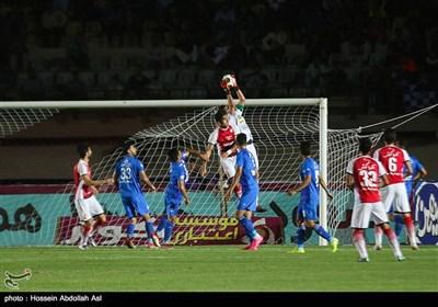 فینال جام حذفی فوتبال بین تیمهای استقلال تهران و خونه به خونه مازندران