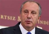 «محرم اینجه» نامزد حزب جمهوری خلق در انتخابات ریاست جمهوری ترکیه شد
