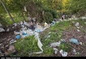 ارومیه در تسخیر زبالههای پلاستیکی/ مشکل زباله هر روز حادتر میشود