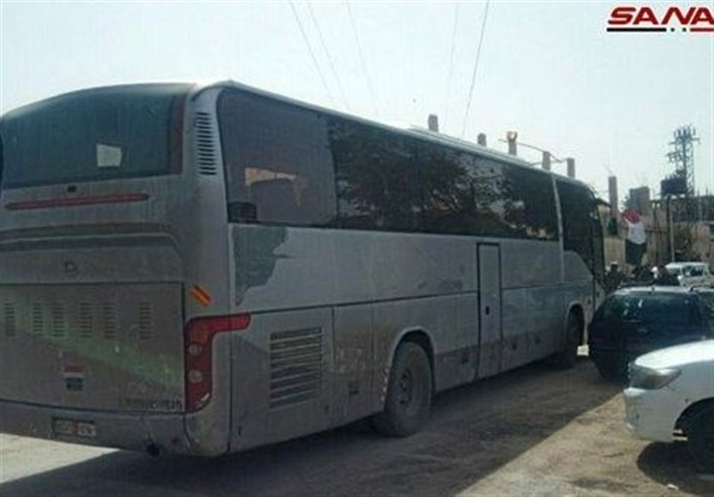 Syrian Soldiers Killed in Attack on Military Bus in Palmyra