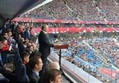 جام جهانی 2018| پیام پوتین به تیمهای حاضر در روسیه