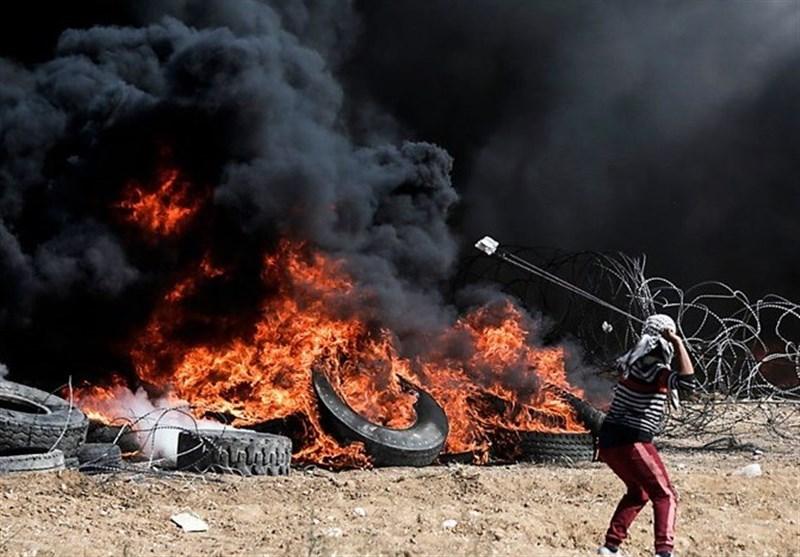 تحولات فلسطین|شمار مجروحان فلسطینی در جمعه