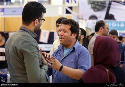 Tehran Book Fair Swarming with Bibliophiles