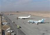 """ایلام  پروازی که بهجای """"تهران"""" در """"اصفهان"""" نشست"""