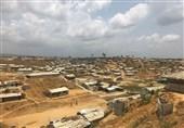 توفان عامل جدید تهدید جان مسلمانان روهینگیا