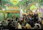 الاحتفال بالذکرى السنویة لولادة السیدة رقیة بنت الامام الحسین علیهما السلام فی دمشق / صور /