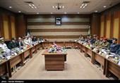 کمیسیون مشترک نظامی ایران و عمان + عکس