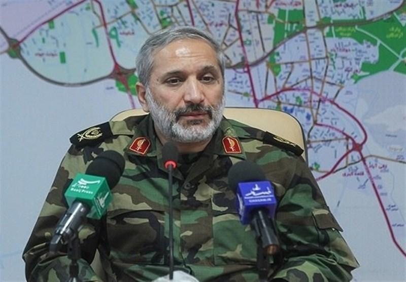 سردار یزدی: 2 تیم تروریستی در آستانه سالگرد ارتحال امام خمینی دستگیر شدند