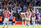 لیگ برتر انگلیس| استوک سیتی باخت و به دسته اول سقوط کرد