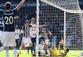 لیگ برترانگلیس| تاتنهام باخت و فرصت سبقت از لیورپول را از دست داد