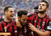 سری A| میلان در آخرین ثانیهها پیروزی را از دست داد