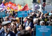 Thousands Protest against Macron in Paris amid Heavy Security