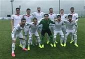 تساوی تیم فوتبال ناشنوایان در اولین دیدار انتخابی المپیک