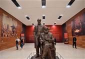 """برگزاری نمایشگاه """"مارکس"""" در موزه ملی چین + تصاویر"""