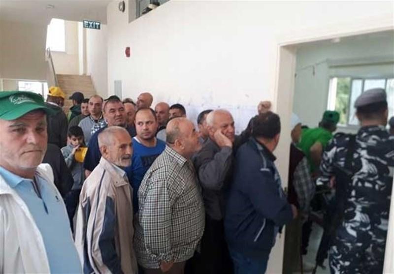 Lübnan Halkı Sandık Başında