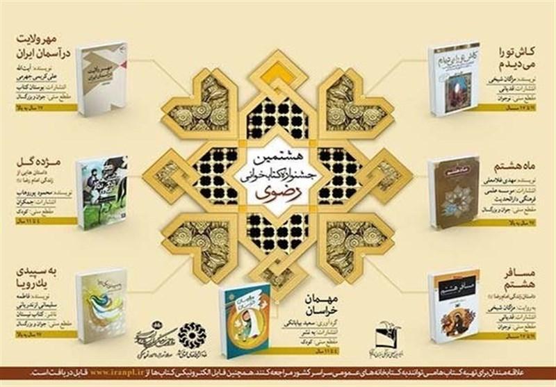 فراخوان هشتمین دوره جشنواره کتابخوانی رضوی منتشر شد