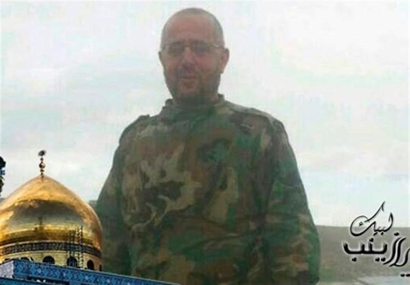 «محمد احمد الحورانی» به شهدای زینبی لبنان پیوست