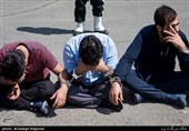 دستگیری بیش از 900 سارق، قاچاقچی، خردهفروش و موادفروش در عملیات پلیس تهران