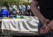 بیش از 240 باند سرقت در کرمان دستگیر شد