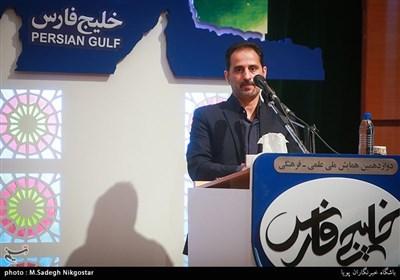 سخنرانی رحیم یعقوب زاده،رئیس مرکز گردشگری علمی فرهنگی دانشجویان ایران