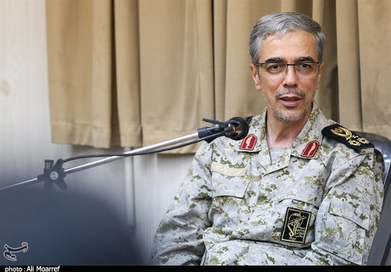 Iran's Top General: No Unsolvable Issue in Ties with Afghanistan